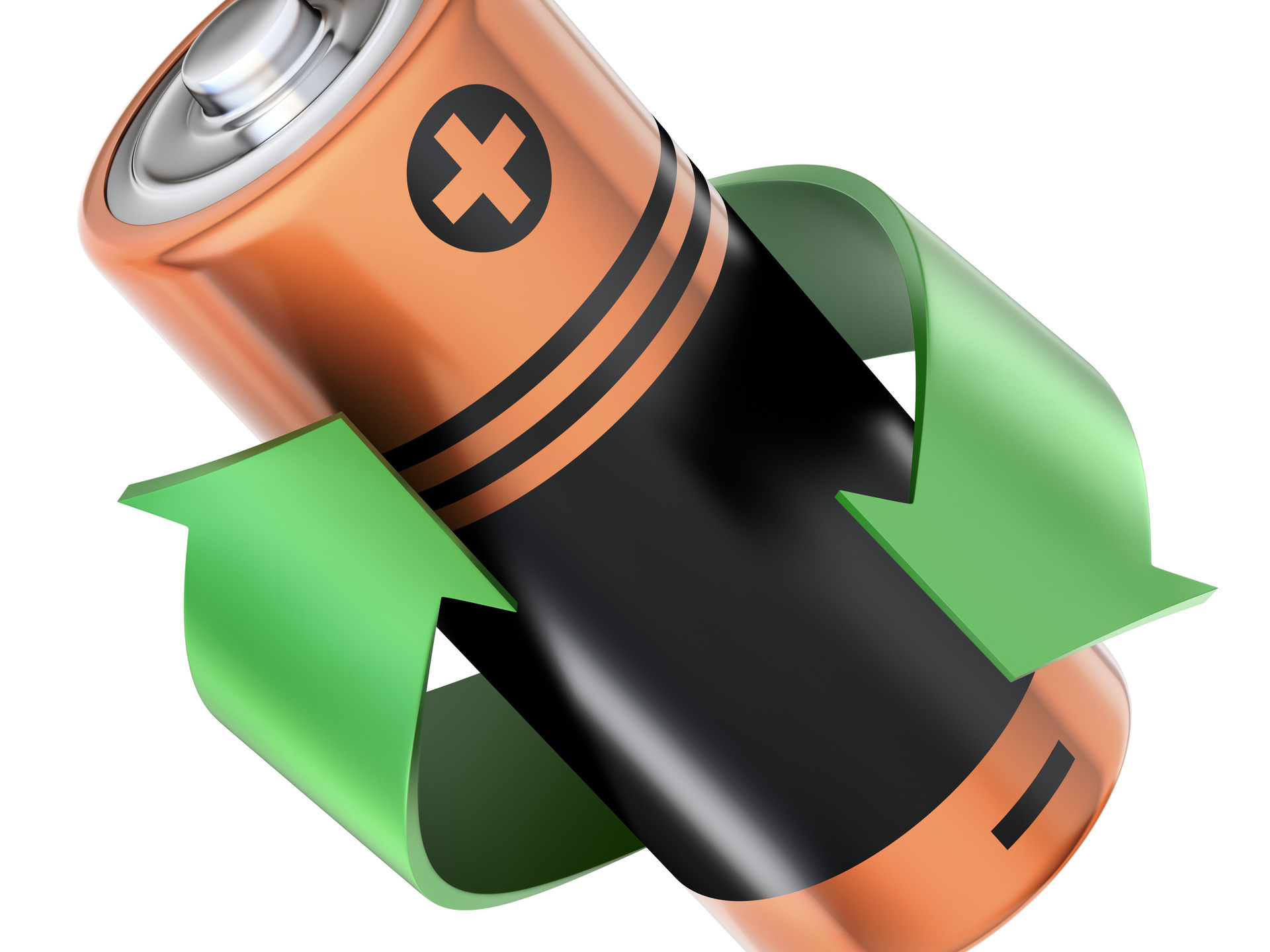 Recycling Batteries as a form of E-Waste Recycling